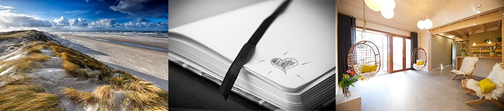 Schrijfretraite inzichten en uitzichten